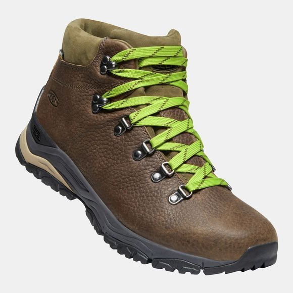 Keen Feldberg APX Wateproof LTD Boot In The Woods Green