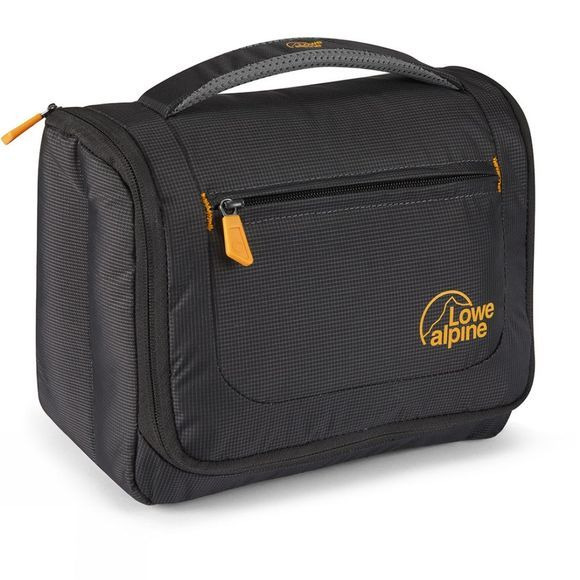 Lowe Alpine Wash Bag L Anthracite/Amber