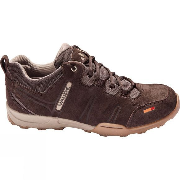 Vaude Mens Grounder Ceplex Low II Brown