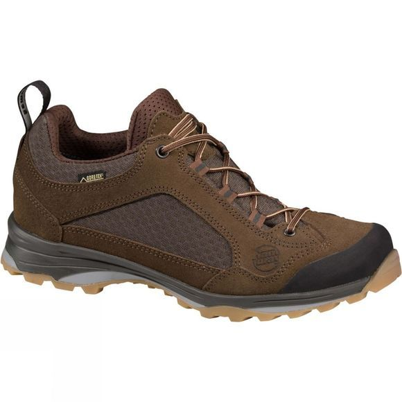 Hanwag Mens Barcas Gore-Tex Shoe Brown
