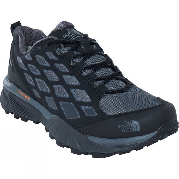 The North Face Mens Endurus Hike GTX Shoe TNF Black / Dark Shadow Grey