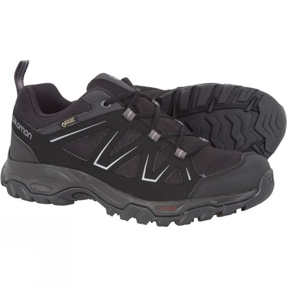 598b504c871 Salomon Mens Tibai GTX Low Shoe | Order From The Experts | Cotswold Outdoor