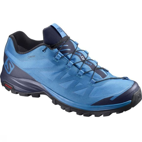 Salomon Mens Outpath GTX Shoe Indigo Bunting/Navy Blazer/Black