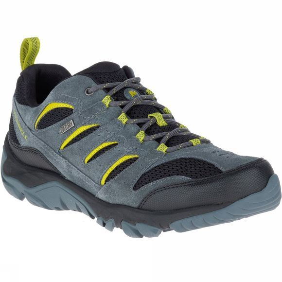 Mens White Pine Vent Waterproof Shoe