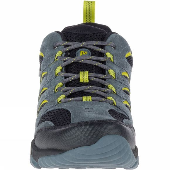 Merrell Mens White Pine Vent Waterproof Shoe Turbulence