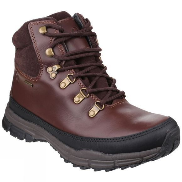 Cotswold Mens Beacon Boot Brown