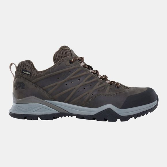 The North Face Mens Hedgehog Hike II GTX Shoe Tarmac Green/Burnt Olive Green