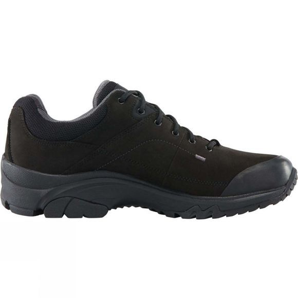 Haglofs Mens Ridge Shoe True Black