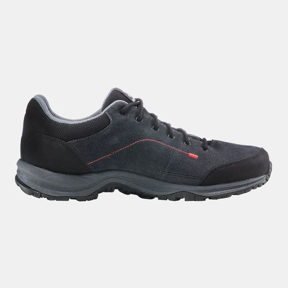 Haglofs Mens Krusa GT Shoe Magnetite/True Black
