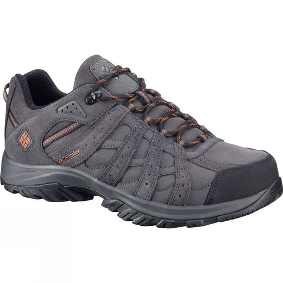 Mens Canyon Point Leather Omni-Tech Shoe