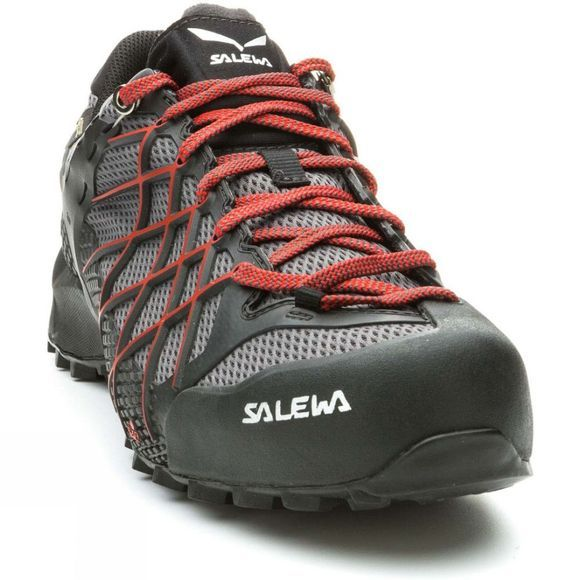 Salewa Mens Wildfire GTX Shoe Blackout/Bergot