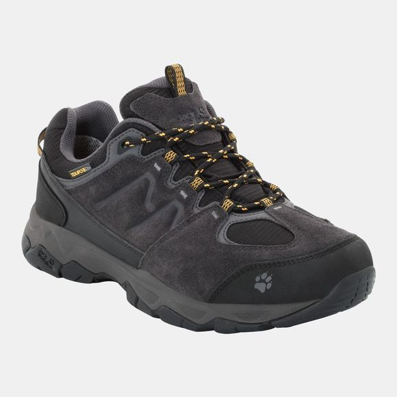 Jack Wolfskin Mtn Attack 6 Texapore Shoe Burly Yellow
