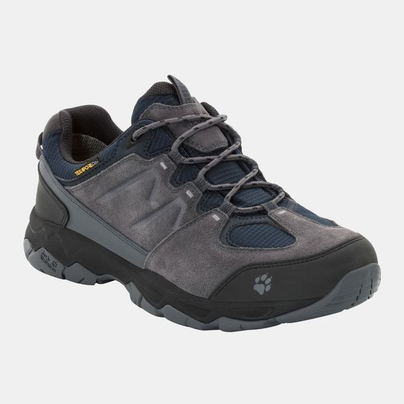 Jack Wolfskin Mens Mtn Attack 6 Texapore Shoe Night Blue