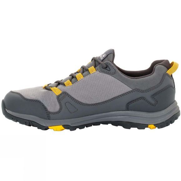 Jack Wolfskin Mens Activate Texapore Low Shoe Burly Yellow Xt
