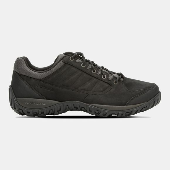 Columbia Mens Ruckel Ridge Plus Shoe Black/ Shark