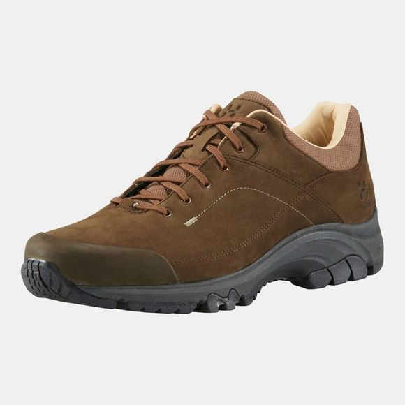Haglofs Mens Ridge Leather Shoe Soil