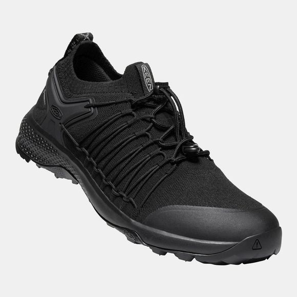 Keen Explore Uneek Shoe Triple Black/Black
