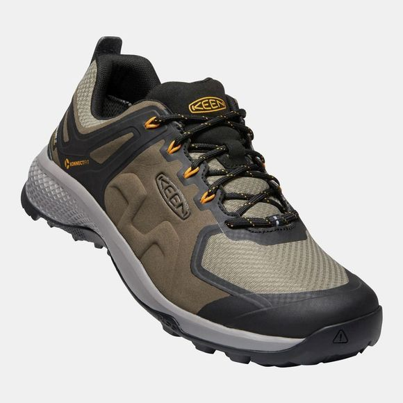 Keen Men's Explore WP Shoe Canteen/Brindle