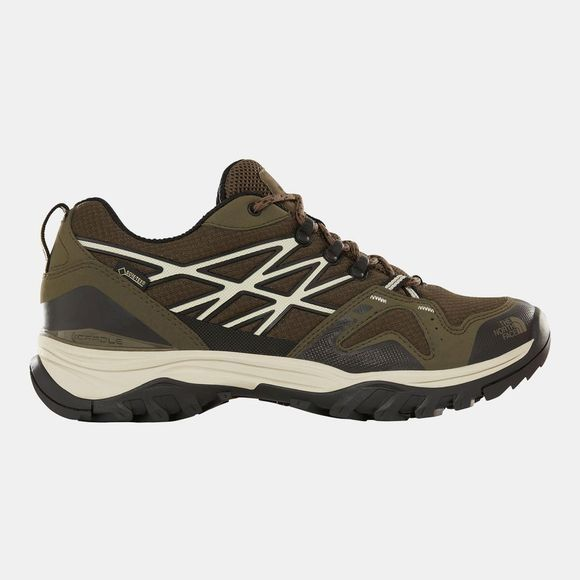 The North Face Mens Hedgehog Fastpack GTX Shoe New Taupe Green/Tnf Black