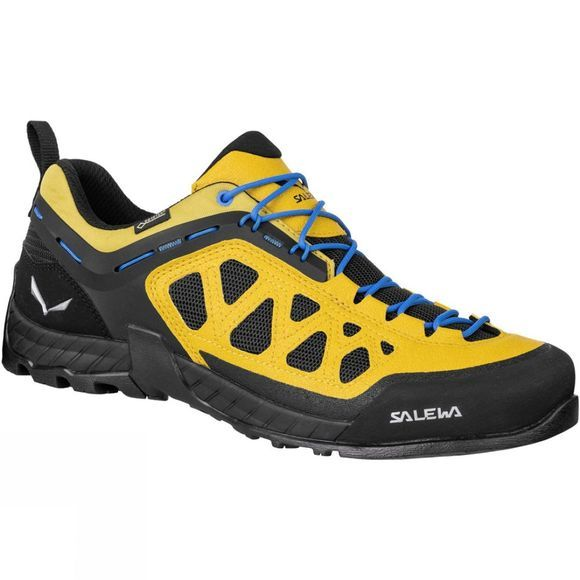 Salewa Mens Firetail 3 GTX Shoe Golden Palm/Black Out