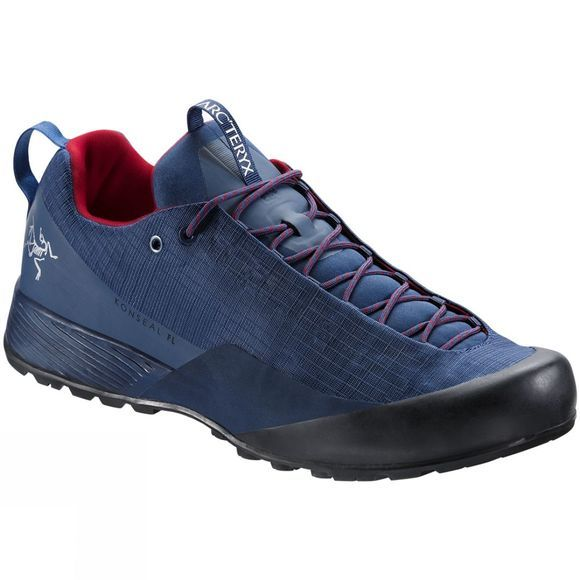 Arc'teryx Mens Konseal FL Shoe Nocturne/Red Beach