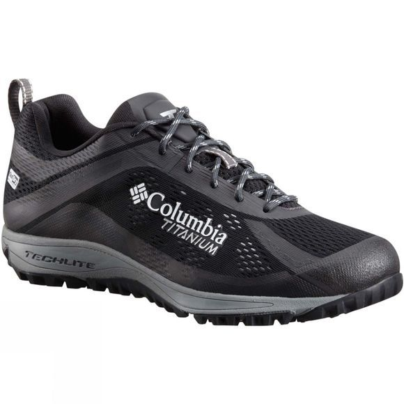 Columbia Mens Conspiracy Iii Titanium Outdry Boot Black/ Lux