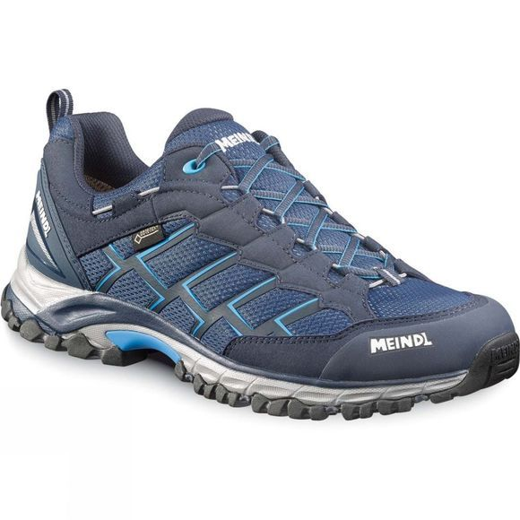 Meindl Men's Caribe GTX Shoe Navy/Blue