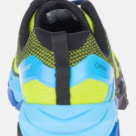 Merrell Mens MQM Flex Gore-Tex Shoe Lime