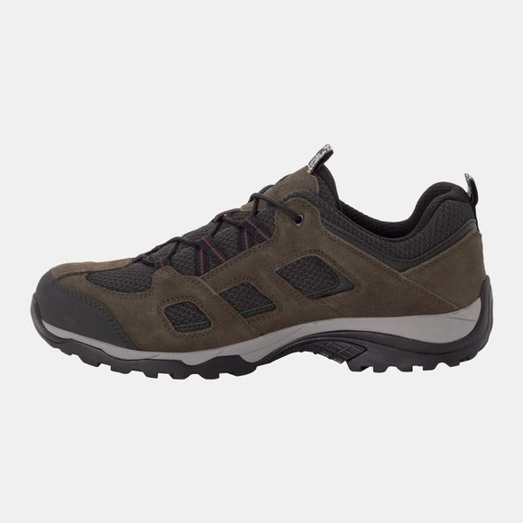 Jack Wolfskin Vojo Hike 2 Low Coconut Brown / Dark Steel