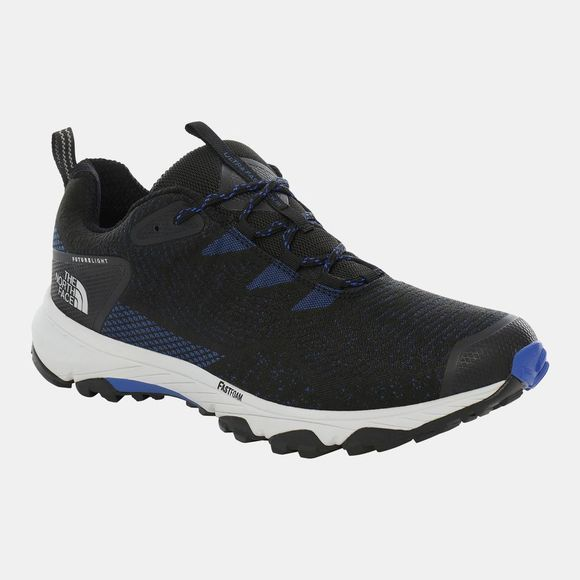 The North Face Ultra Fastpack III Futurelight Shoe (Woven) Tnf Black/Tnf Blue