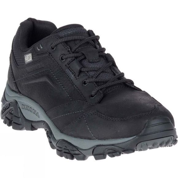 Merrell Mens Moab Adventure Lace Wp Shoe Black