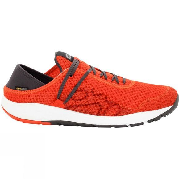 Jack Wolfskin Mens Seven Wonders Packer Low Lava Orange