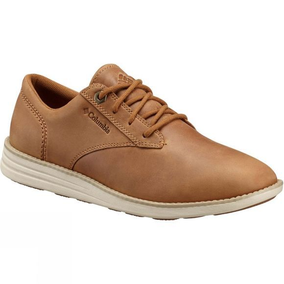 Columbia Mens Irvington Oxford Shoe Elk/Fawn