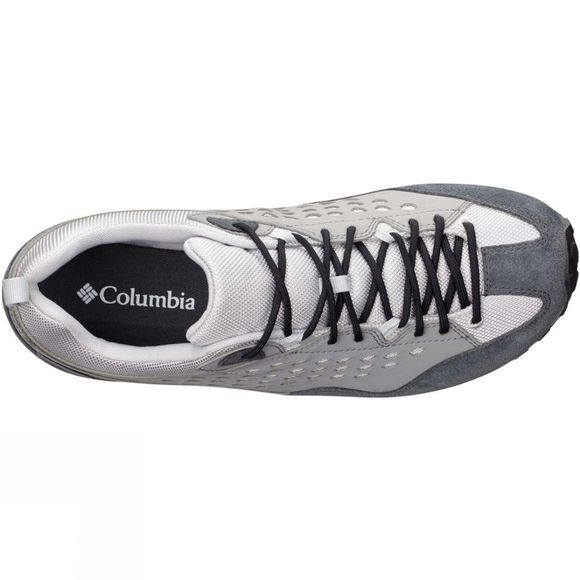 Columbia Mens D7 Retro Shoe Grey Ice/Black