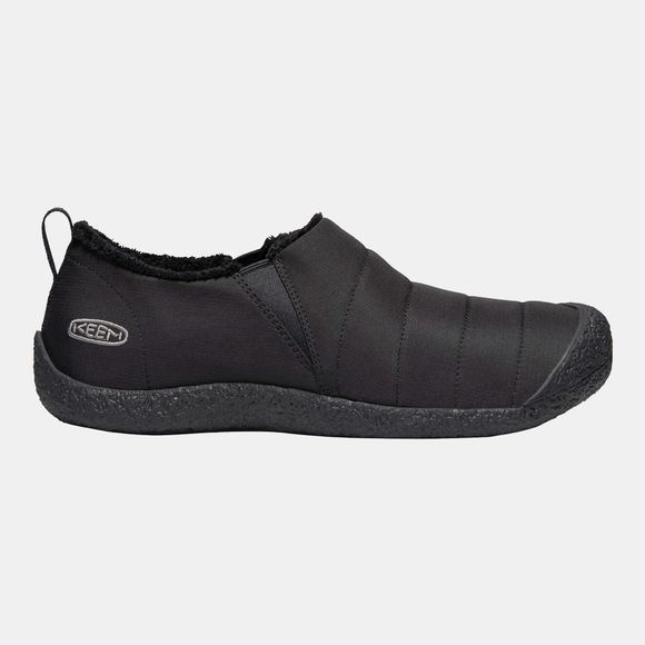 Keen Howser II Slipper Black/Steel Grey