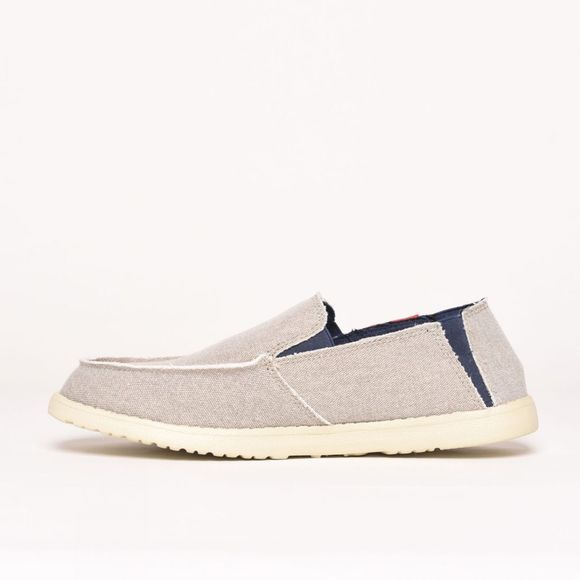 Brakeburn Mens Slip On Shoe Sand