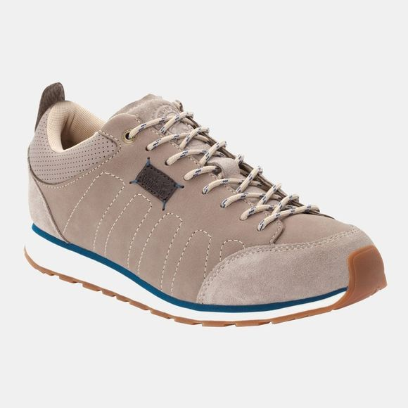 Jack Wolfskin Mountain Dna Lt Low Shoe Clay / Blue