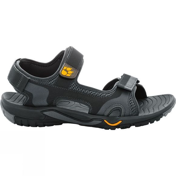 Jack Wolfskin Mens Lakewood Cruise Sandal Burly Yellow