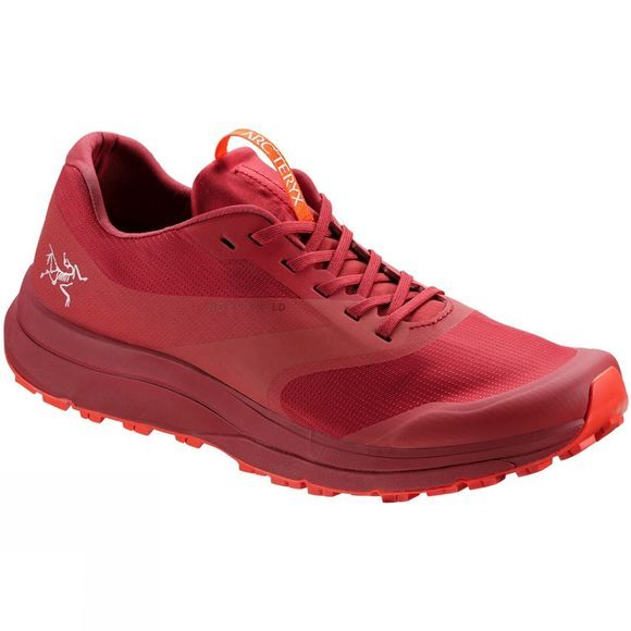 Arc'teryx Mens Norvan LD Shoe Red Beach/Safety