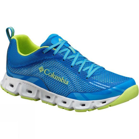 Columbia Mens Drainmaker IV Shoe Hyper Blue/Fission