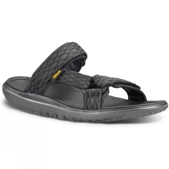 Teva Mens Terra-Float Slide Sandal Black