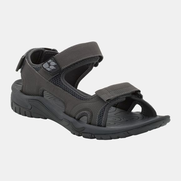 Jack Wolfskin Mens Lakewood Cruise Sandal Phantom