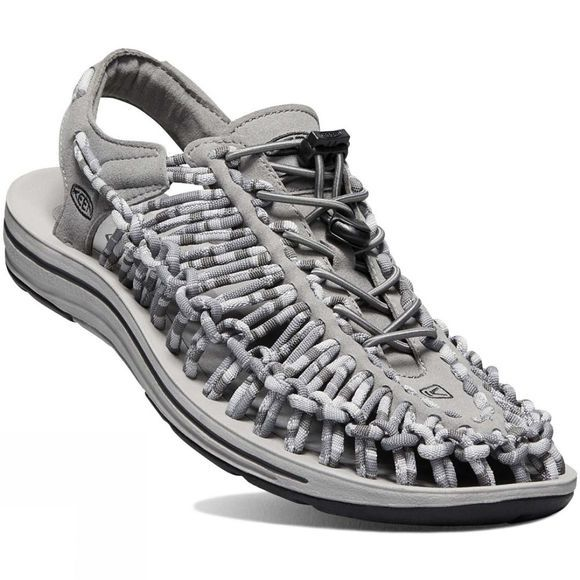 Keen Mens Uneek Round Cord Shoe Steel Grey/Magnet