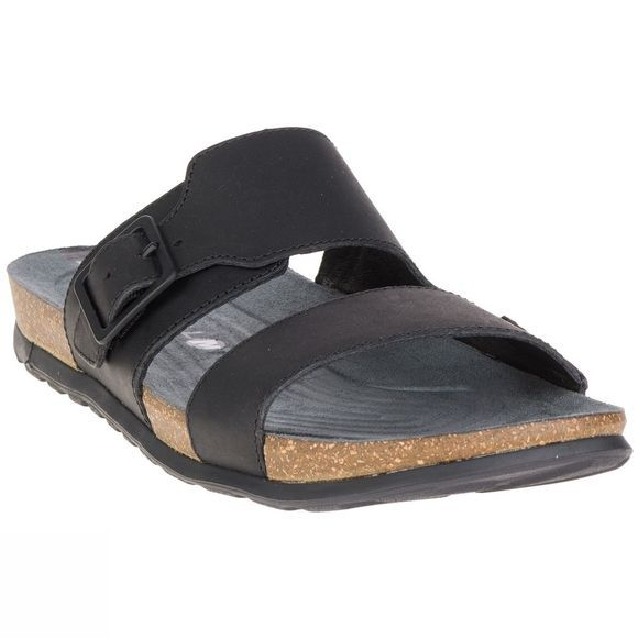 Mens Downtown Slide Buckle Sandal