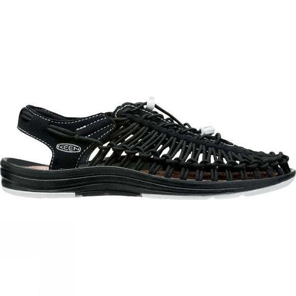Keen Mens Uneek Round Cord Sandal Black/Ms