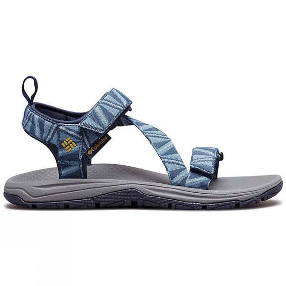 Columbia Mens Wave Train Sandal Whale, Antique