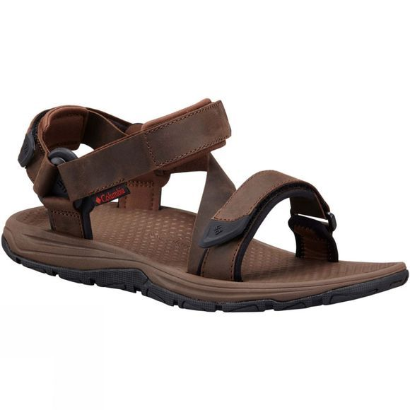 Mens Big Water Leather Sandal