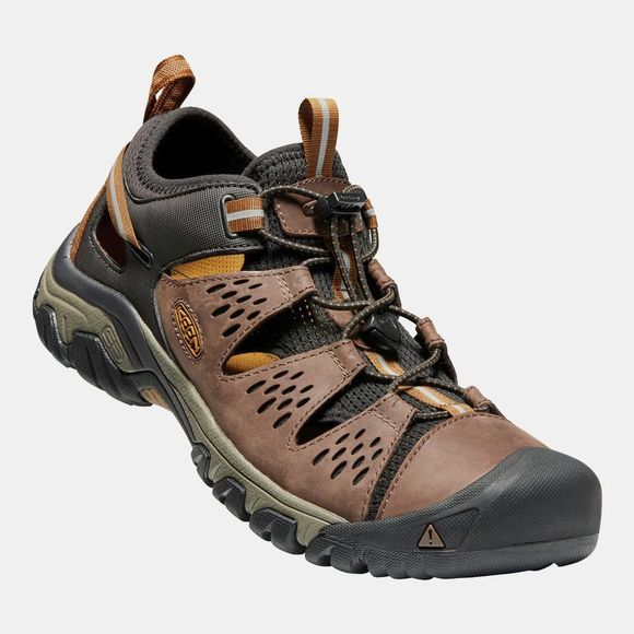 Keen Mens Arroyo III Boot Cuban/Golden Brown