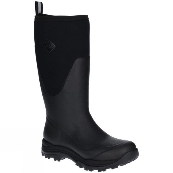 Muck Boot Mens Outpost Tall Boot Black