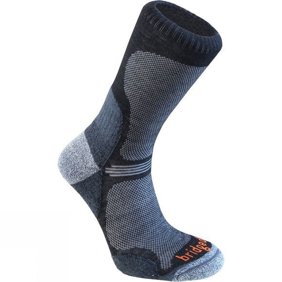 Mens WoolFusion Trail Ultra Light Sock